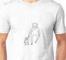 Monkey Dad Unisex T-Shirt