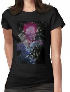 Brush and Ink - 0282 - Glitter and Glam Womens Fitted T-Shirt