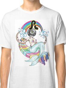 Pretty Lights Under the Sea Classic T-Shirt