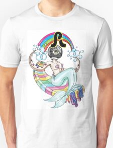 Pretty Lights Under the Sea Unisex T-Shirt