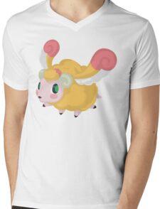 Fluffal Sheep - Yu-Gi-Oh! Mens V-Neck T-Shirt