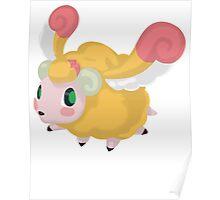 Fluffal Sheep - Yu-Gi-Oh! Poster