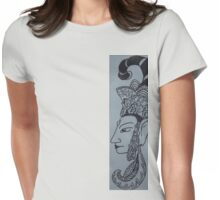 Bali Doll Womens Fitted T-Shirt