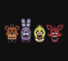 Five nights at Freddys Tshirt by DisfiguredStick