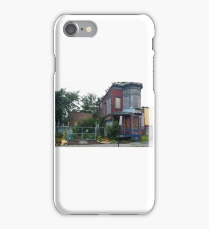 The poor house of Eden iPhone Case/Skin