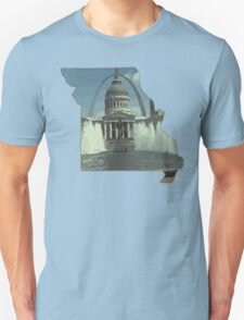 MO Downtown STL Unisex T-Shirt