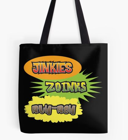 Scooby Sounds Tote Bag