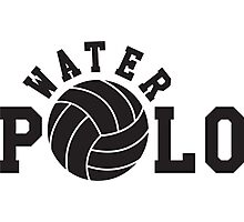Water polo Photographic Print