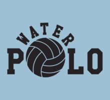 Water polo by nektarinchen