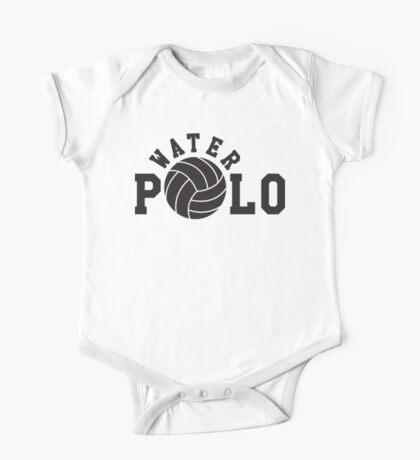 Water polo One Piece - Short Sleeve