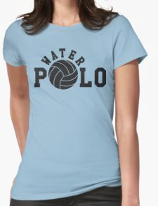 Water polo Womens Fitted T-Shirt