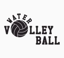 Water volleyball One Piece - Short Sleeve