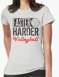 Faster harder water volleyball T-Shirt