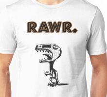 ~Small Skele Dino Go RAWR~ Unisex T-Shirt