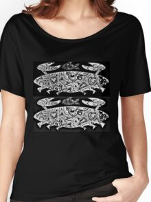 Stone Crab Rock Fish Women's Relaxed Fit T-Shirt
