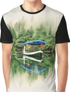 Sail Away Graphic T-Shirt