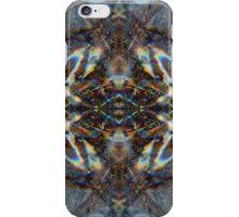 underwater symmetry iPhone Case/Skin