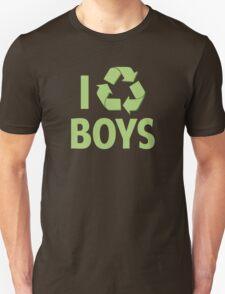 I Recycle Boys T-Shirt