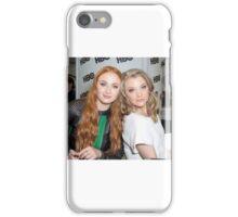 sophie turner and natalie dormer  iPhone Case/Skin