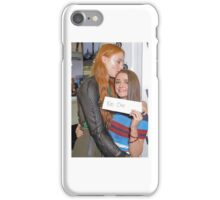 sophie turner and maisie williams / mophie iPhone Case/Skin