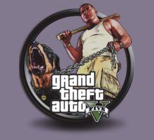 Grand Theft Auto 5 Kids Tee