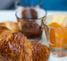 Delicious Croissant/Breakfast by JuliaRokicka
