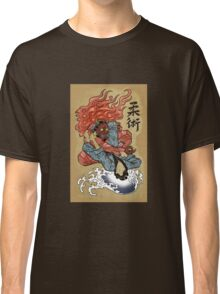 Grappling / BJJ - Demon's triangle Classic T-Shirt