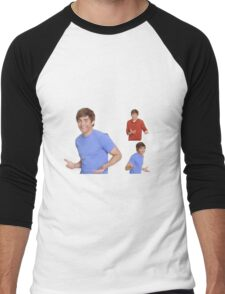 """Aye"" Men's Baseball ¾ T-Shirt"