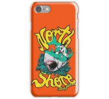 Grappling / BJJ - North Shore Jiu Jitsu iPhone Case/Skin