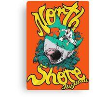 Grappling / BJJ - North Shore Jiu Jitsu Canvas Print