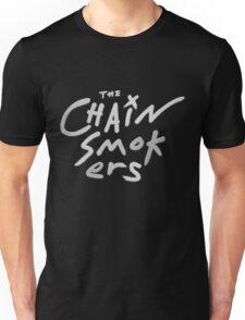 The Chainsmoker Silver Grey Texture Unisex T-Shirt