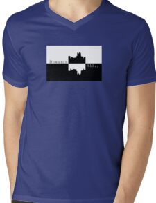 Downton Abbey // Logo Mens V-Neck T-Shirt