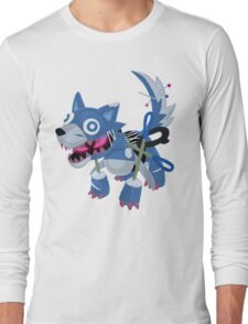 Frightfur Wolf - Yu-Gi-Oh! Long Sleeve T-Shirt