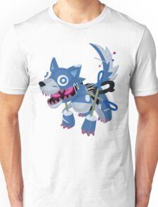 Frightfur Wolf - Yu-Gi-Oh! Unisex T-Shirt