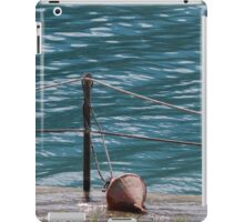 lake scape iPad Case/Skin