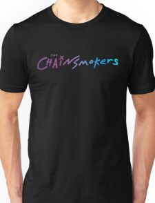 Blue Violet Chainsmokers Unisex T-Shirt