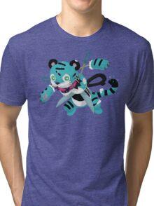 Frightfur Tiger - Yu-Gi-Oh! Tri-blend T-Shirt