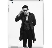 Doctor Who Was It? iPad Case/Skin