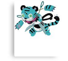 Frightfur Tiger - Yu-Gi-Oh! Canvas Print