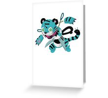 Frightfur Tiger - Yu-Gi-Oh! Greeting Card
