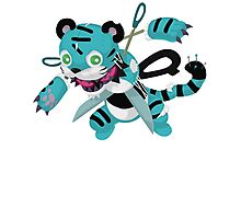 Frightfur Tiger - Yu-Gi-Oh! Photographic Print