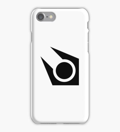 HL2 - Combine Logo Sticker iPhone Case/Skin
