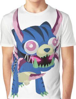 Frightfur Sabre-Tooth - Yu-Gi-Oh! Graphic T-Shirt