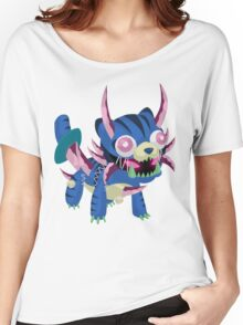 Frightfur Sabre-Tooth - Yu-Gi-Oh! Women's Relaxed Fit T-Shirt