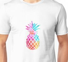 colorful fineapple Unisex T-Shirt