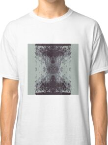 Digitized Brush Classic T-Shirt