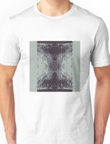 Digitized Brush Unisex T-Shirt