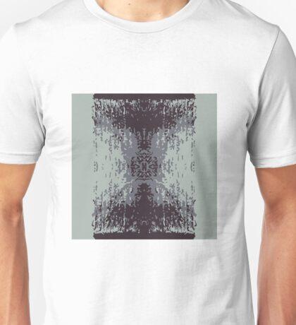 Digitized Brush Unisex T-Shirt