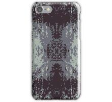 Digitized Brush iPhone Case/Skin