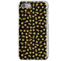 Halloween Candy Pattern iPhone Case/Skin